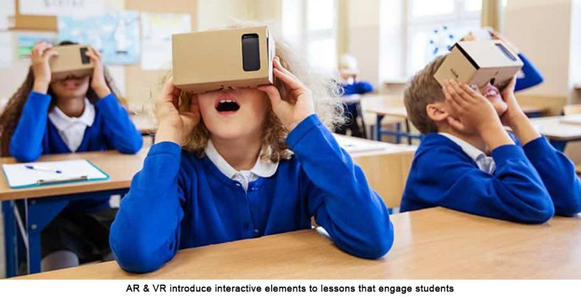 Using AR in Your Lessons