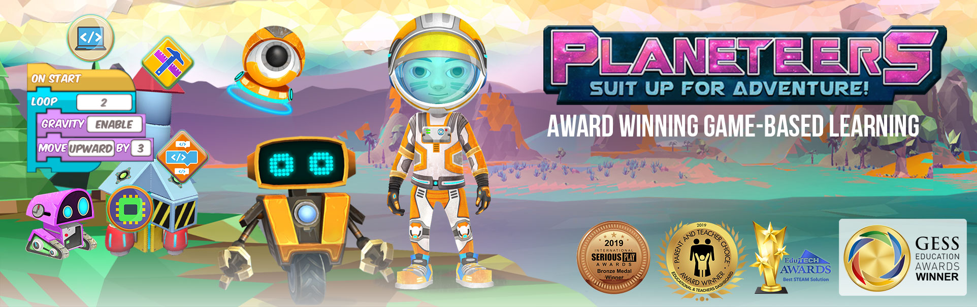 Image P2-Banner_Teach-Steam-Lesson-with-PLaneteers